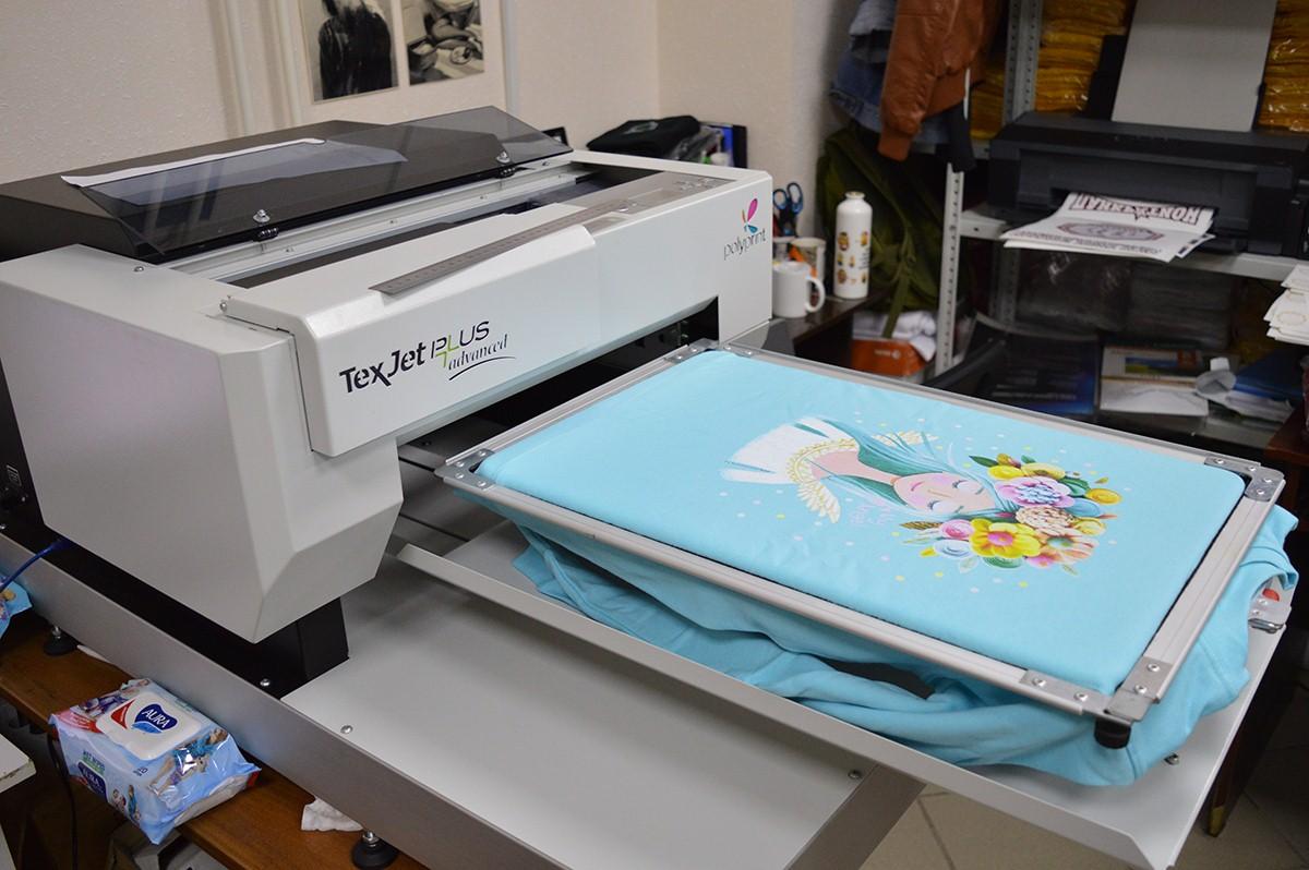 Как пользоваться картинками на ткани принтером пошива женской